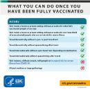Preview of What You Can Do Once You Have Been Fully Vaccinated